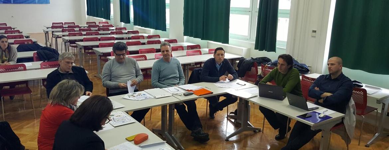 Održana prva Fokus grupa za izradu prijedloga standarda zanimanja SPORTSKI TRENER