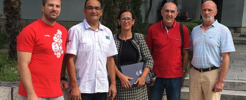 Potpisan sporazum sa Zajednicom športskih udruga Kaštela