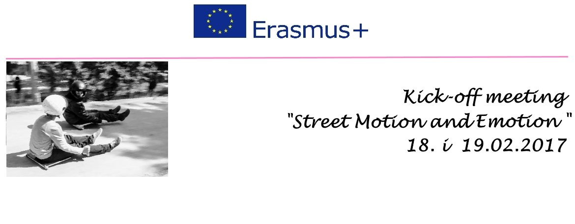 Start date of the Erasmus+ Sport project