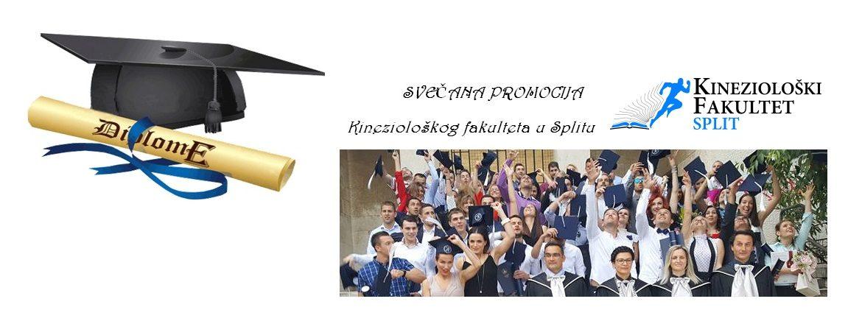 Svečana promocija Kineziološkog fakulteta