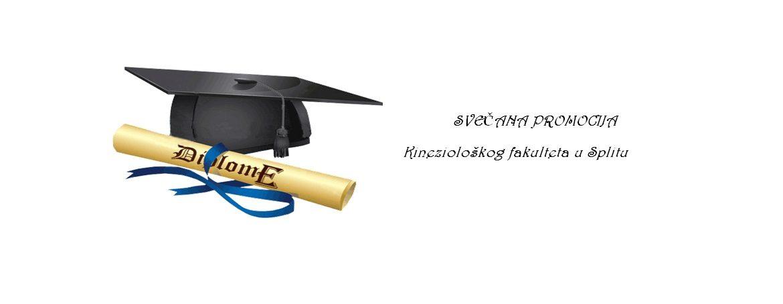 Svečana promocija Kineziološkog fakulteta u Splitu