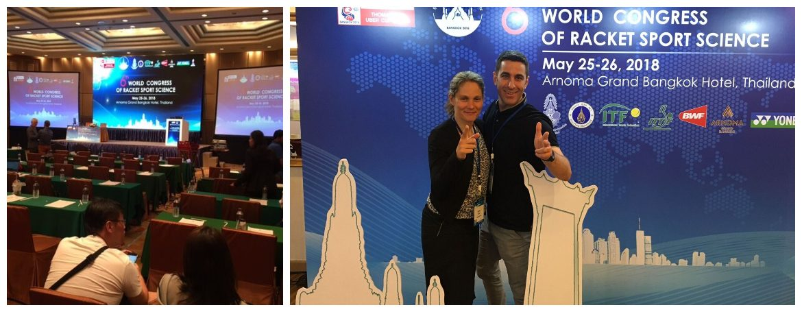 "Naši djelatnici na ""6th World Congress of Racket Sport Science"" na Thailandu"